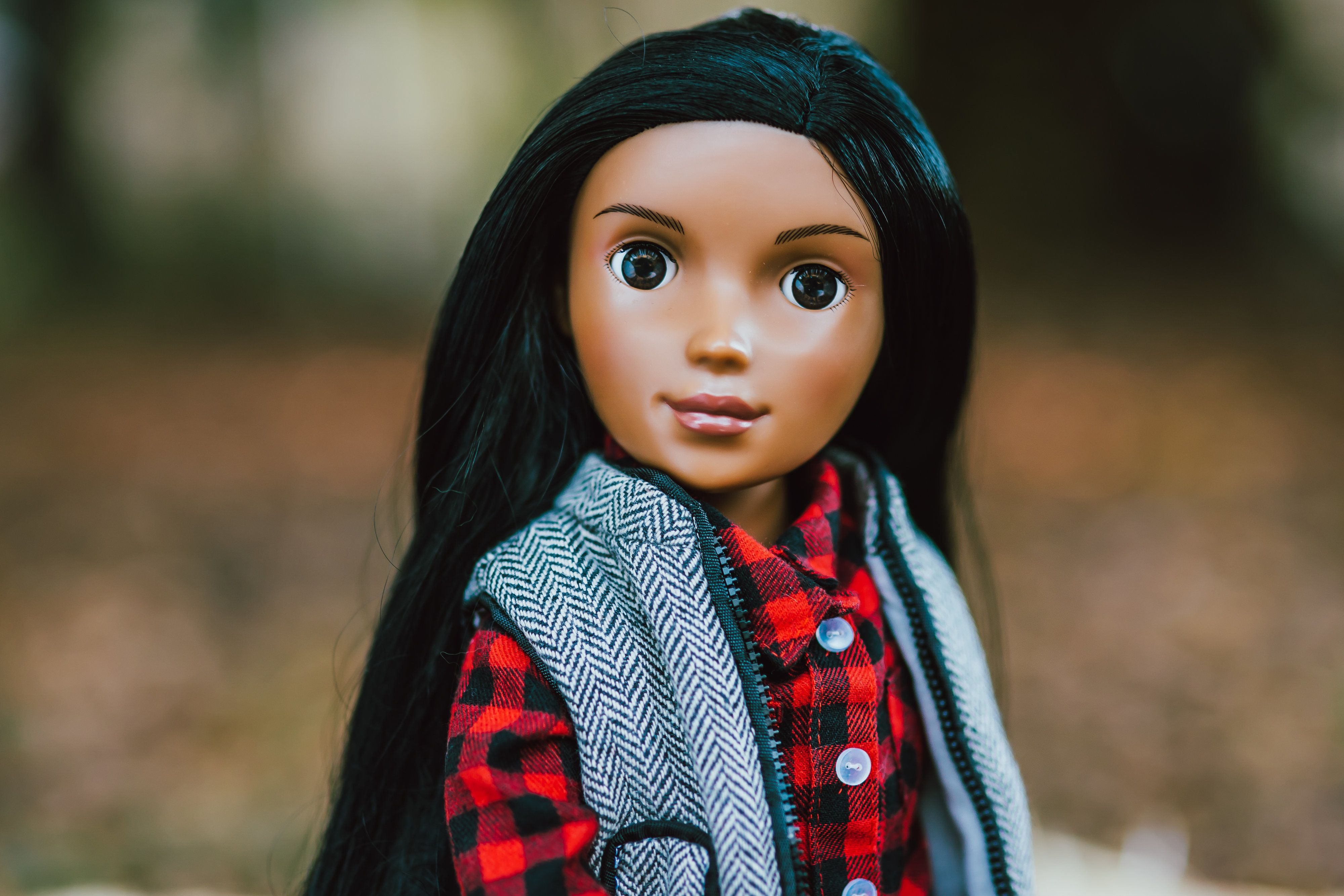 Neha Chauhan Woodward, the woman behind Girls & Co, created an Indian-American doll named Anjali....