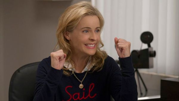 Maria Bamford's wild ride of a Netflix show offers the same heady feelings as a first love: You're a little unsure, kind of l