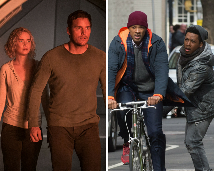 """Passengers"" and ""Collateral Beauty"" aren't a great end to 2016."