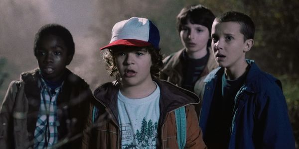 "Having been born in the early '80s, ""Stranger Things"" felt like my childhood: riding bikes to and from friends' houses in Any"