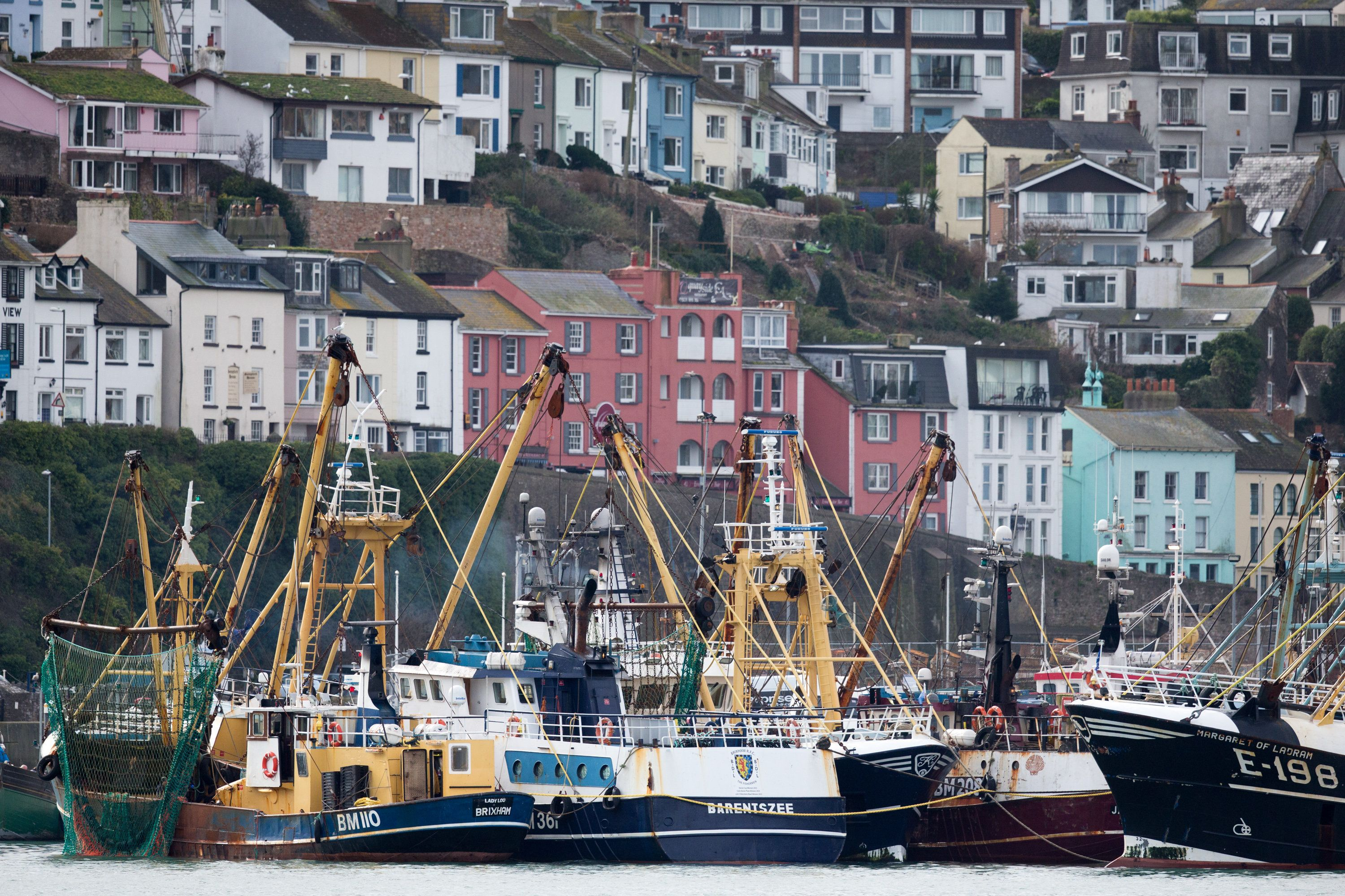 Fishing Ports That Voted For Brexit Told They Need Single Market To