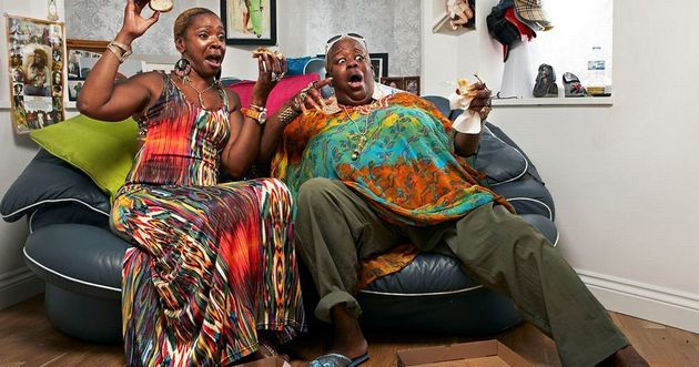 'Gogglebox': Sandra Returns WITHOUT Sandi, And Fans Fear There's Been A Falling