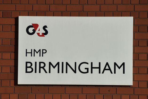 G4S runs HMP Birmingham under a contract with the
