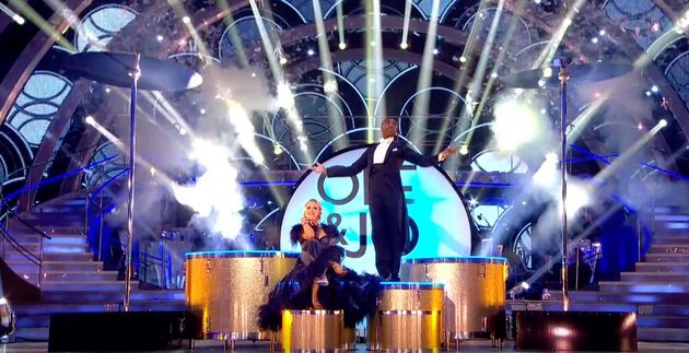 'Strictly Come Dancing': Ore Oduba And Danny Mac Bag 40 Points For Their