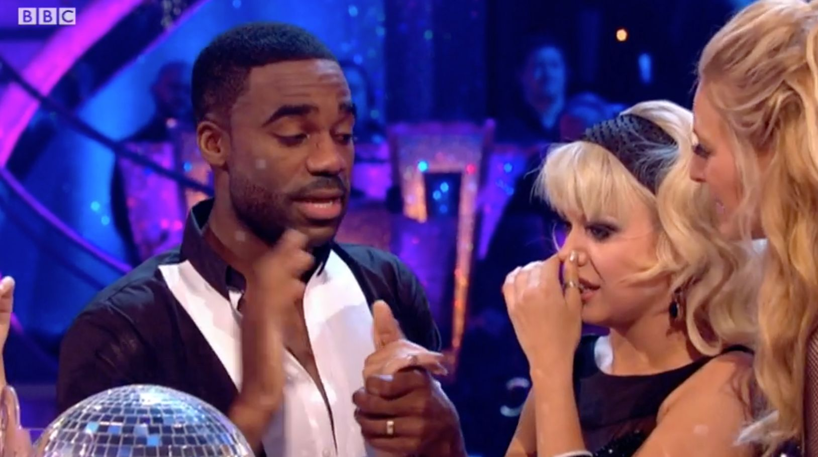 Ore Oduba Is Overcome As He's Announced As 'Strictly Come Dancing'
