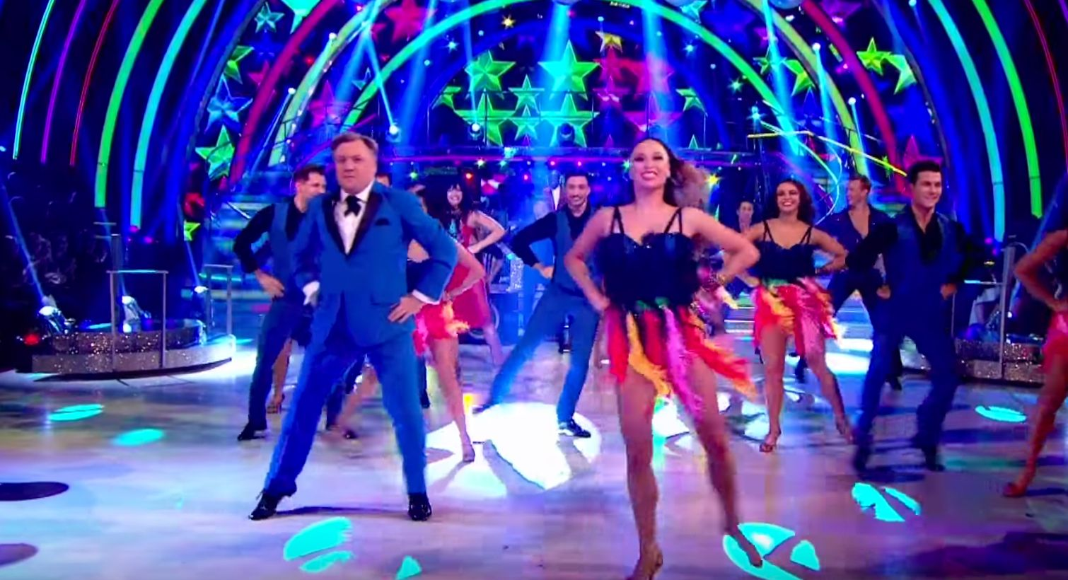 Ed Balls' Return To 'Strictly Come Dancing' Definitely Didn't