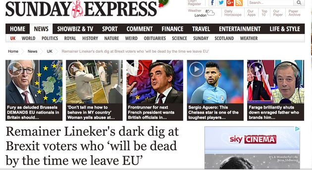 The Express's