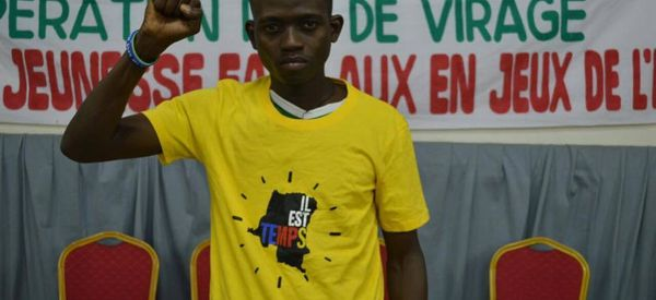 Congolese youth look to chart a new path in the heart of Africa