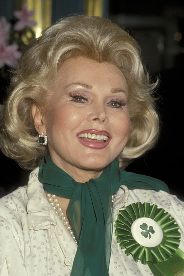 "Gabor photographed in 1985. This quote was included in <a href=""http://time.com/4605880/zsa-zsa-gabor-dies-obituary/"" target="