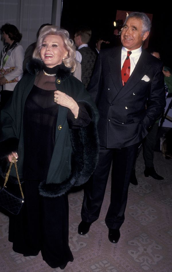 """The <a href=""""http://www.nytimes.com/2016/12/18/movies/zsa-zsa-gabor-often-married-actress-known-for-glamour-dies.html"""" target"""