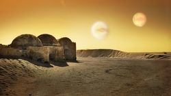 Scientists Named This Planet Tatooine Because It's So Similar To Luke Skywalker's