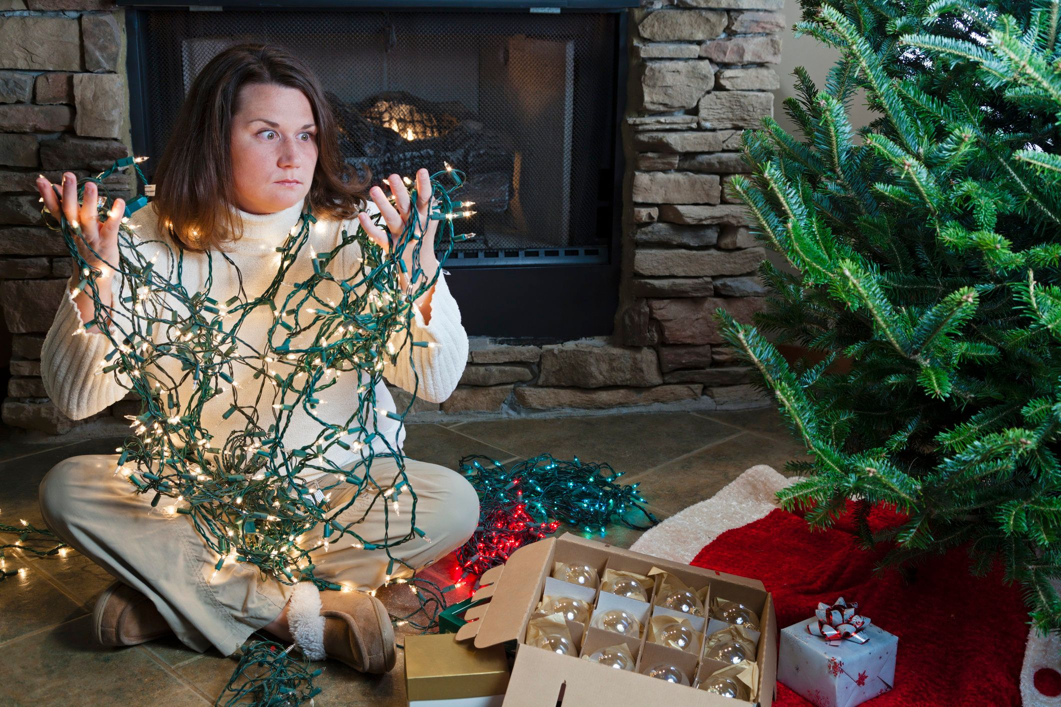 Women Spend A Whopping 23 Hours Completing Chores Ahead Of Christmas