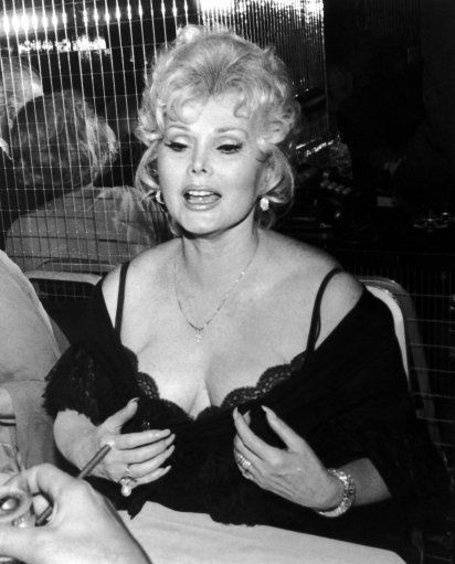 Zsa Zsa Gabor Quotes: Zsa Zsa Gabor Quotes: The Fabulousness Of The Hollywood