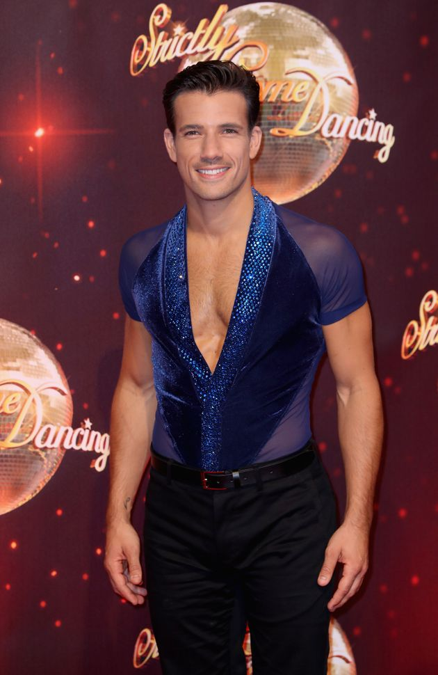 Danny was undoubtedly a stand-out on 'Strictly' this