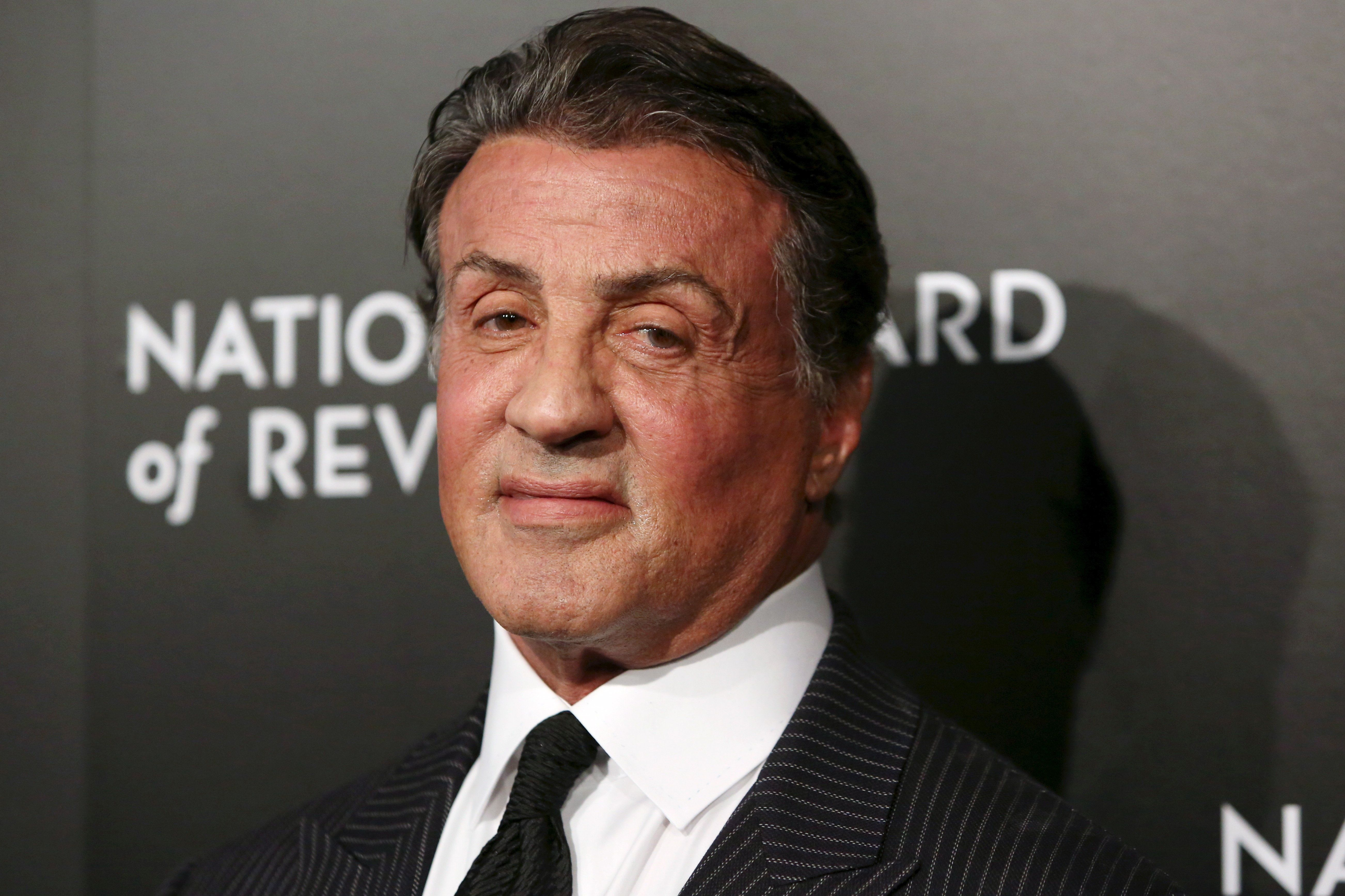 Sylvester Stallone 'Flattered' But Not Interested In Trump's Chairman