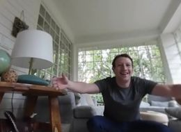 Mark Zuckerberg Shares Facebook Video Of Daughter's First Steps With A Difference