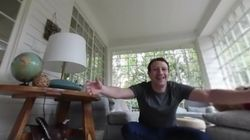 Mark Zuckerberg Shares Facebook 360 Video Of Daughter's First