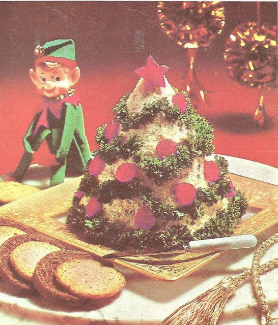 "All we want for Christmas is to not eat tuna shaped like a Christmas tree. <i>From </i>""<a href=""http://www.badanduglyof"