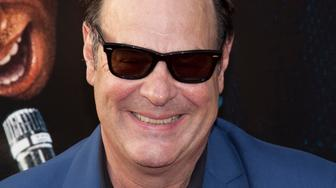 Dan Aykroyd attends the 'Get On Up' world premiere at the Apollo Theater in New York City. �� LAN (Photo by Lars Niki/Corbis via Getty Images)