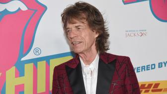 NEW YORK, NY - NOVEMBER 15:  Mick Jagger of The Rolling Stones attends The Rolling Stones Exhibitionism opening night at Industria Superstudio on November 15, 2016 in New York City.  (Photo by Gary Gershoff/WireImage)