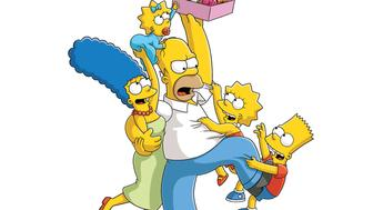 THE SIMPSONS: Lisa and Bart in THE SIMPSONS (8:00-8:30 PM ET/PT) on FOX. (Photo by FOX via Getty Images)