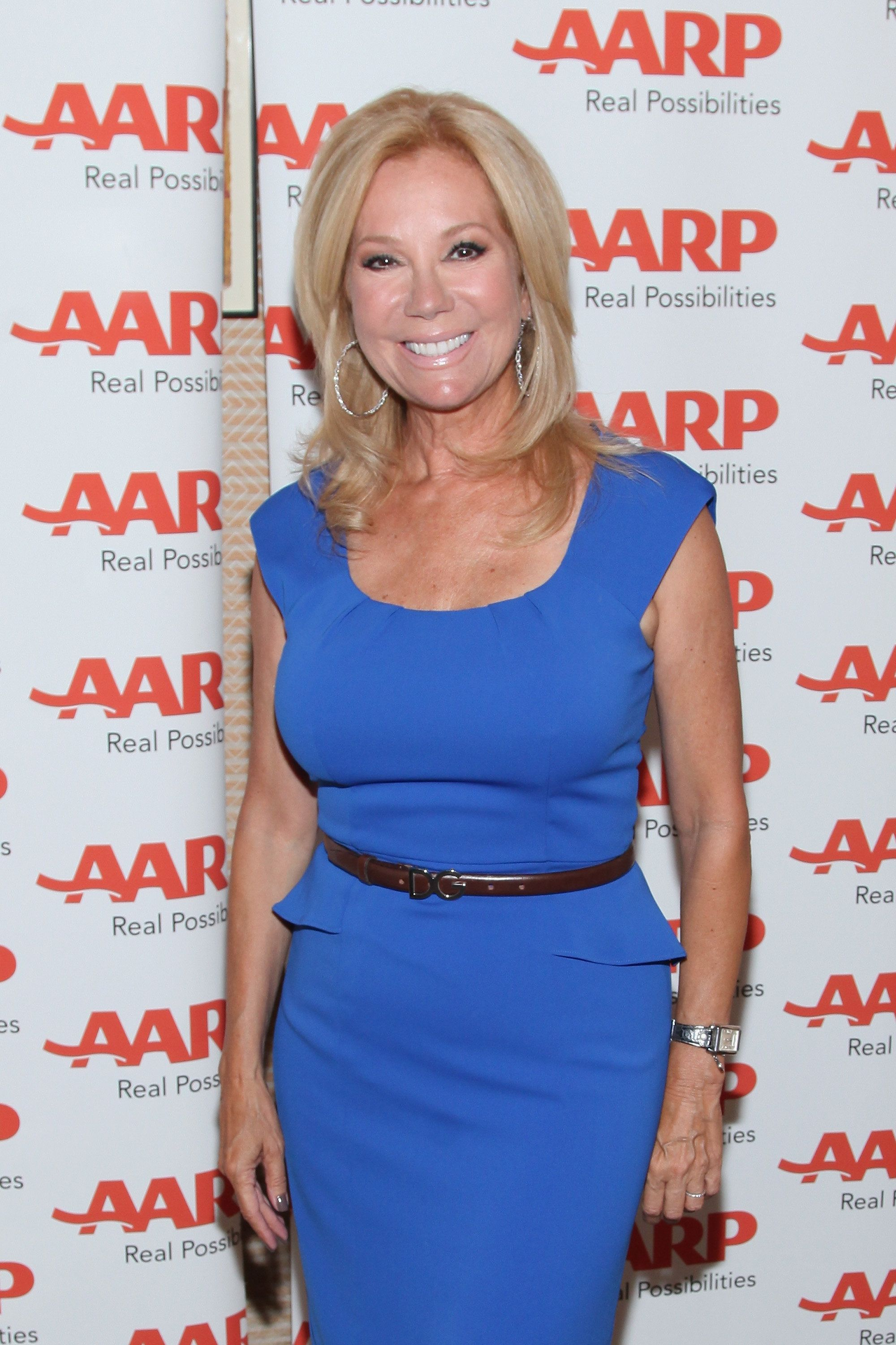 NEW YORK, NY - JUNE 03:  Kathie Lee Gifford attends the Hoda Kotb And Kathie Lee Gifford AARP Magazine Cover Celebration at Le Bernardin on June 3, 2013 in New York City.  (Photo by Taylor Hill/Getty Images)