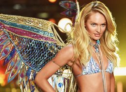 Victoria's Secret Angel Perfectly Sums Up Breastfeeding Double Standard