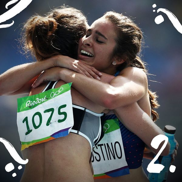 In August at the Rio Olympics, Abbey D'Agostino of Team USA and New Zealand's Nikki Hamblin reminded us what true