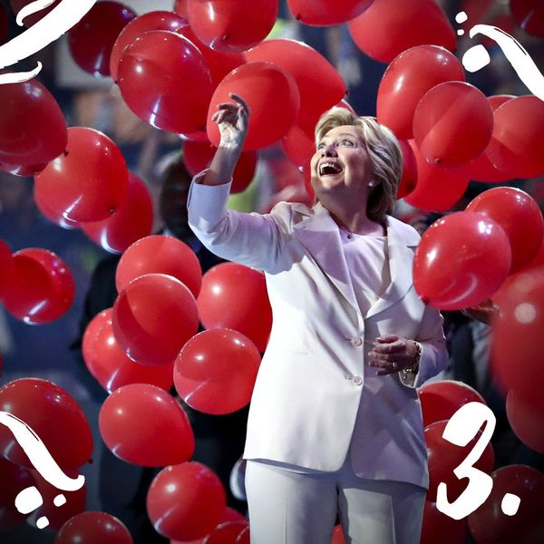 Hillary Clinton made history in July, when she accepted the Democratic presidential nomination andbecame the first fema