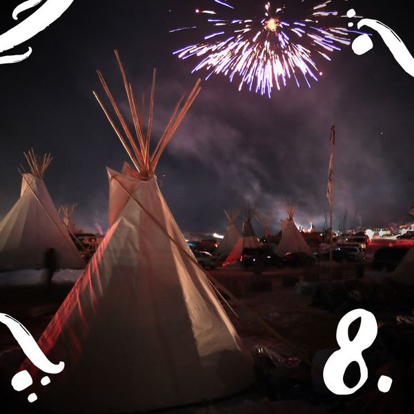 Thanks to the tireless energy of protestors at the Standing Rock Sioux Reservation, many of whom traveled from across the cou
