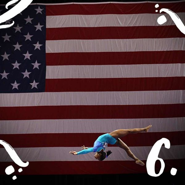 At the Rio Olympics, the world watched Simone Biles become the most decorated American gymnast of all time.&nbsp;<br><br>&ldq