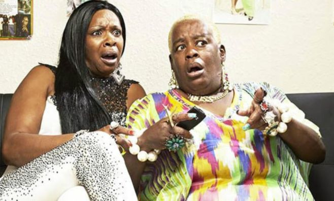 Sandra appeared on 'Gogglebox' with best pal Sandi