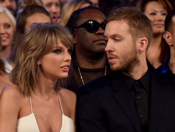 """Swift and Harris, who dated for over a year, surprisingly <a href=""""https://www.huffpost.com/entry/taylor-swift-and-calvin-har"""
