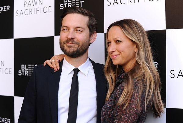 """The longtime couple separated in October <a href=""""https://www.huffpost.com/entry/tobey-maguire-and-jennifer-meyer-separate-af"""