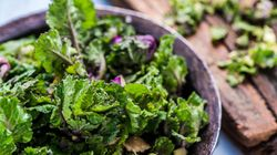 How Leafy Greens May Protect The Brain From