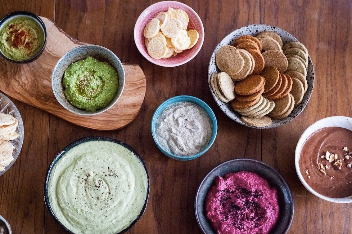 """HannahMcCollum, founder of ChicP, makes hummus from """"ugly"""" fruits and vegetables that supermarkets often can't sell to"""