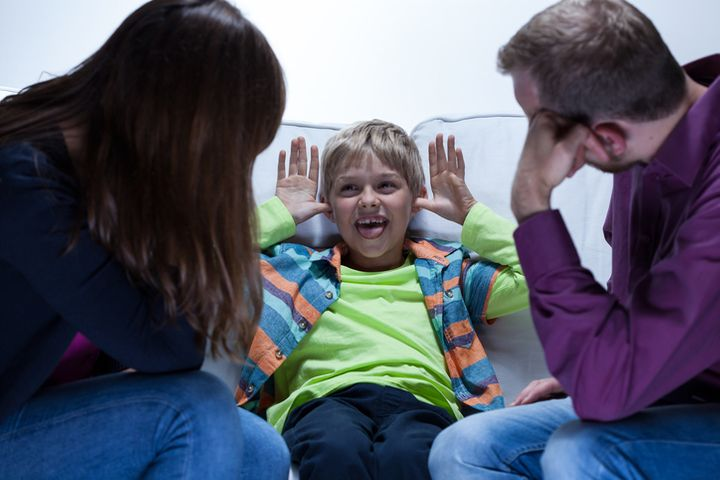 <p><em>Parents say the darndest things.....</em></p>