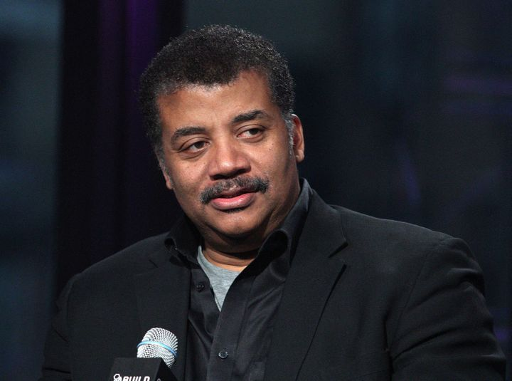 Neil deGrasse Tyson had some rainbow facts to share with his followers on Twitter on Tuesday