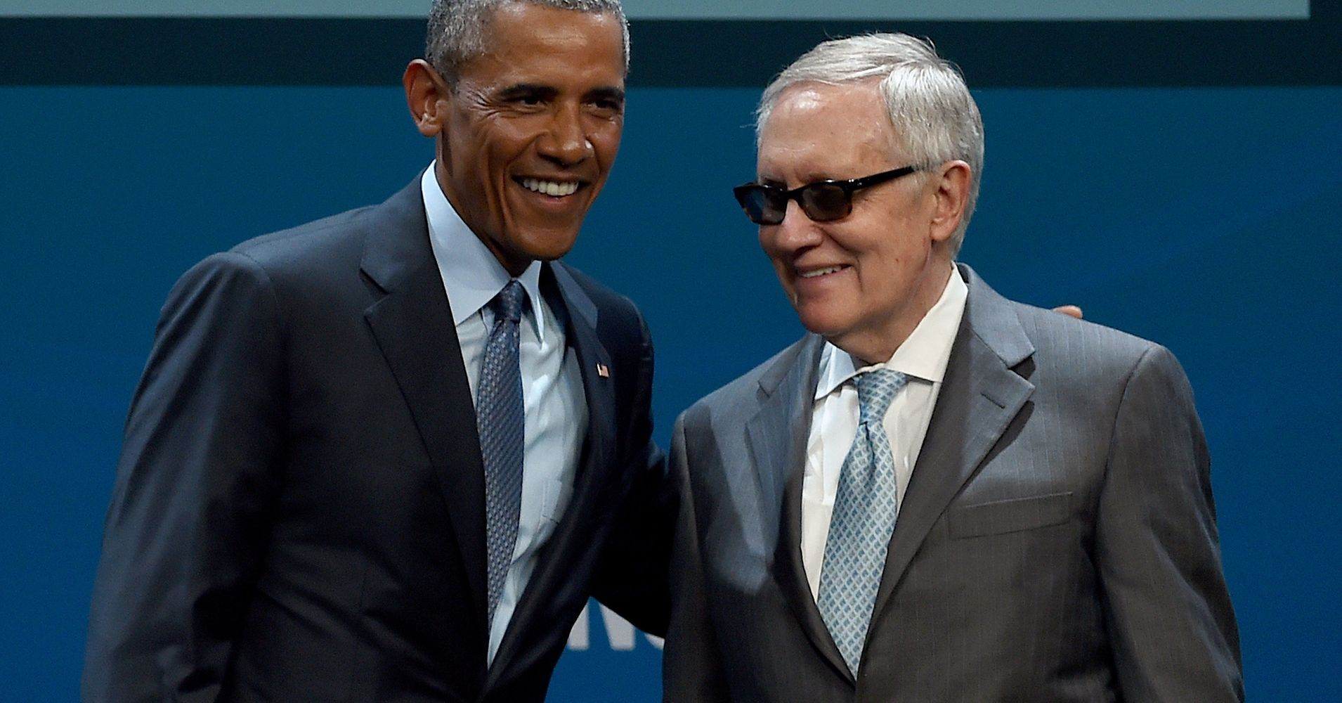 Charles David Koch We Know Who You Are >> Charles Koch: Obama Attack Was A 'Farewell Gesture To Help Harry Reid' | HuffPost