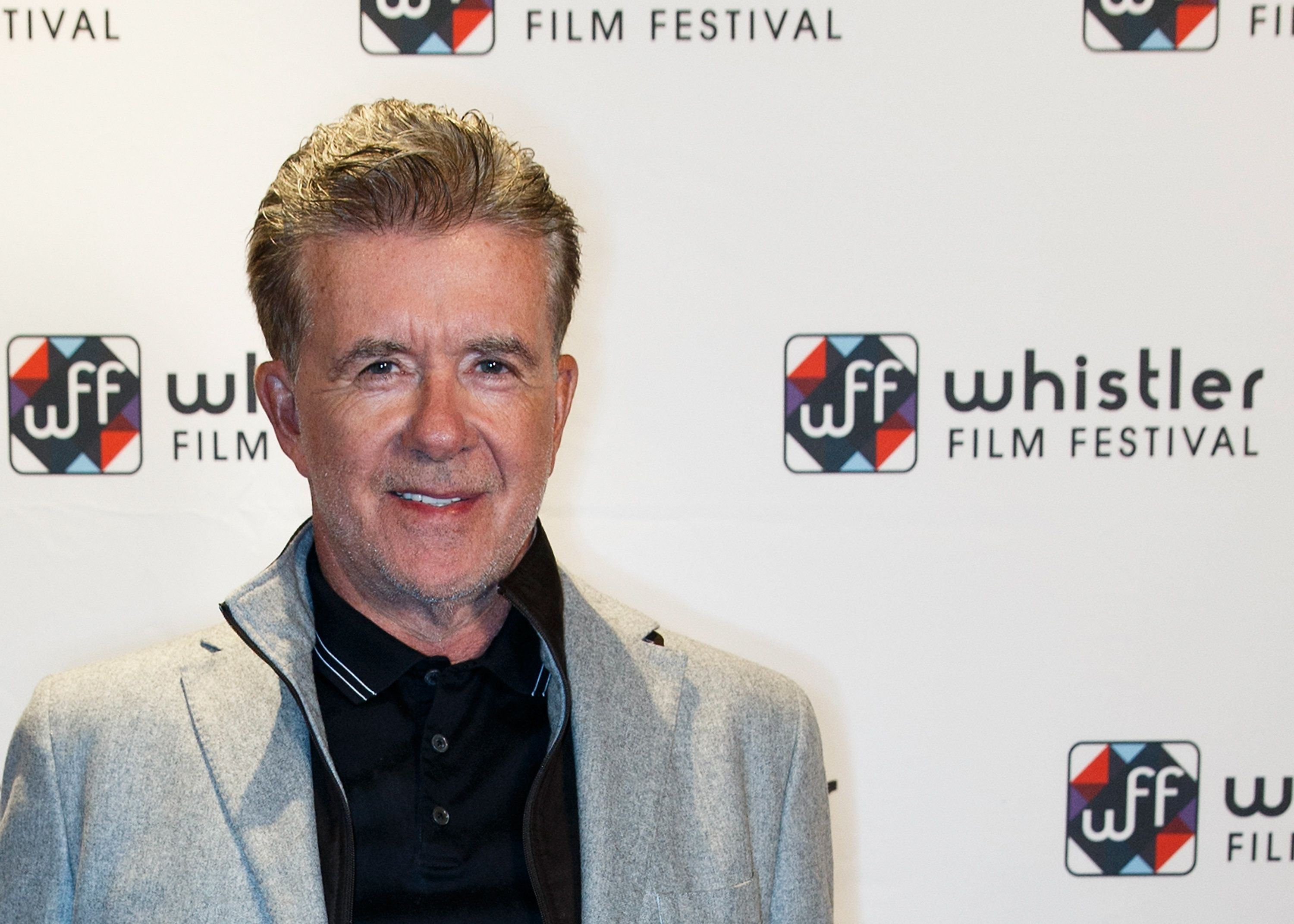 WHISTLER, BC - DECEMBER 02:  Canadian actor Alan Thicke attends Day 3 of the 16th Annual Whistler Film Festival at Whistler Village on December 2, 2016 in Whistler, Canada.  (Photo by Andrew Chin/Getty Images)