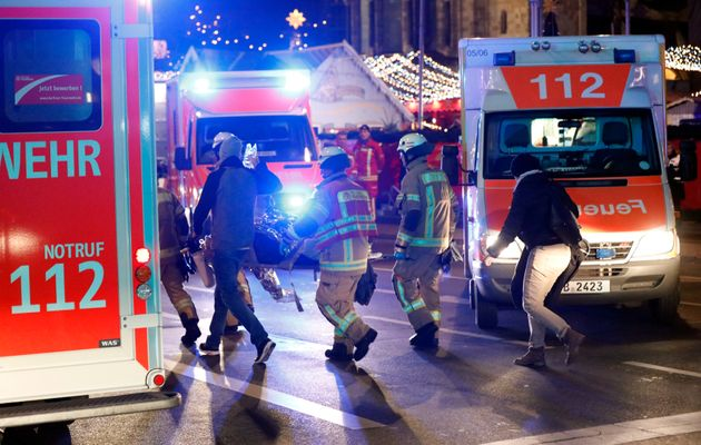 A British tourist told the Huffington Post the attack appeared to be