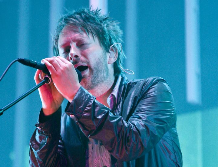 Radiohead announced plans for a major tour on March 14.