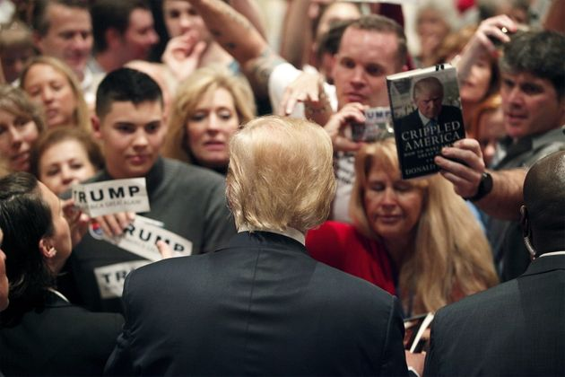 Donald Trump Encourages Violence At His Rallies. His Fans Are