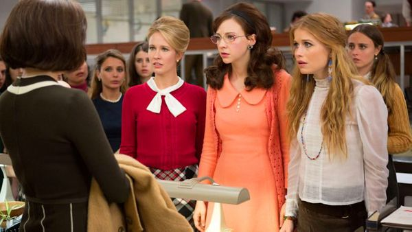 "Why didn't Amazon pick up ""Good Girls Revolt"" for another season? I have no idea. The cast is incredible (Anna Camp was made"