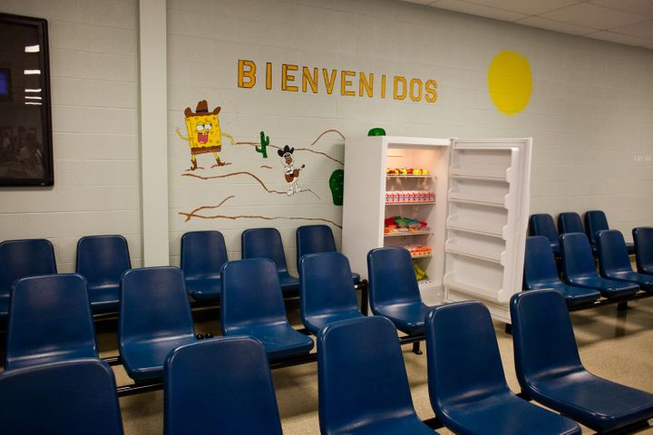 The Karnes County Residential Centeris being used by U.S. Immigration and Customs Enforcement (ICE) to accommodate the