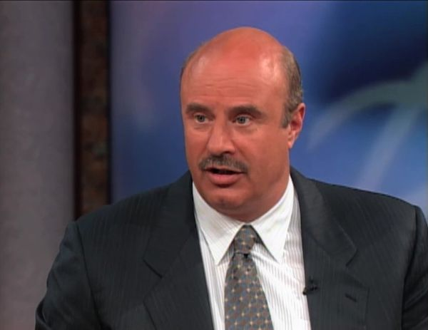 "<i><strong>Dr. Phil</strong></i><br>""I'm just a strong believe in life law number two: You create your own experience,"" said"