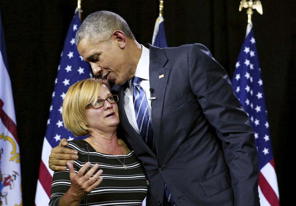 The Young Woman Whose Addiction Story Touched Obama's Heart Just