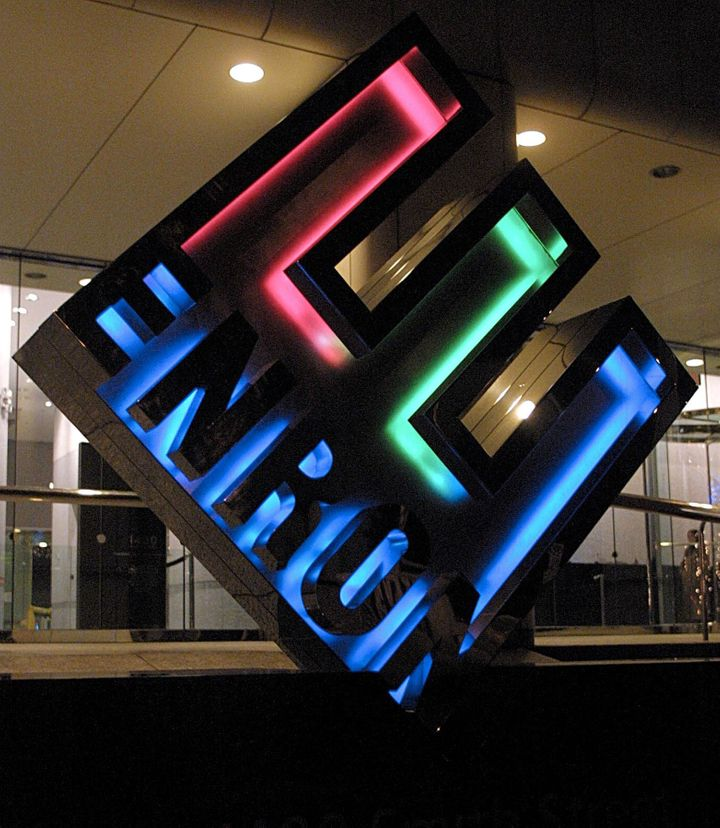 The dual collapse of Enron and Arthur Andersen following a massive corporate fraud scandal in 2001 led tolegislative an