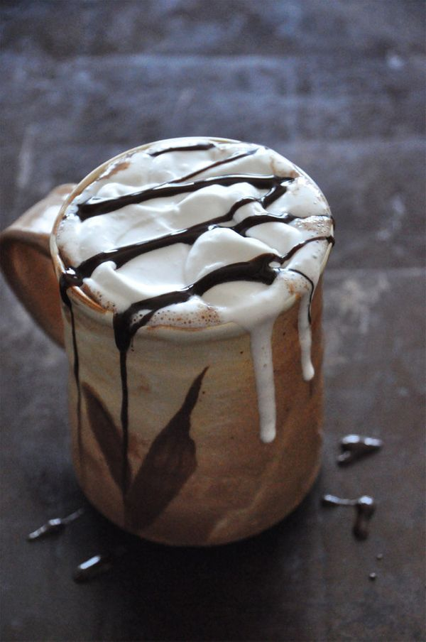 """<strong>Get the <a href=""""http://minimalistbaker.com/mexican-hot-chocolate-with-coconut-whipped-cream/"""" target=""""_blank"""">Mexica"""
