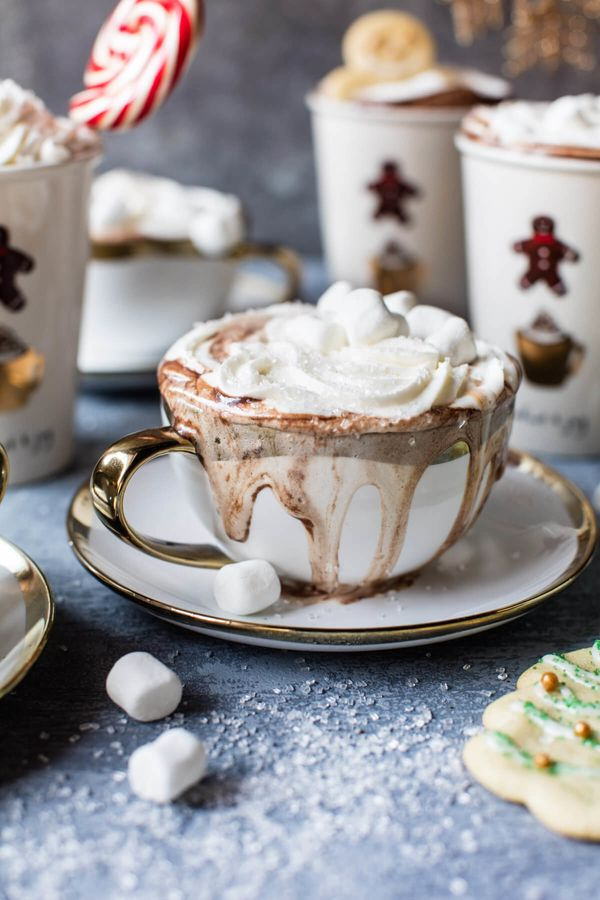 """<strong>Get the <a href=""""http://www.halfbakedharvest.com/sugar-cookie-hot-chocolate/"""" target=""""_blank"""">Sugar Cookie Hot Chocol"""